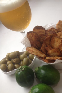 Chips de jiló