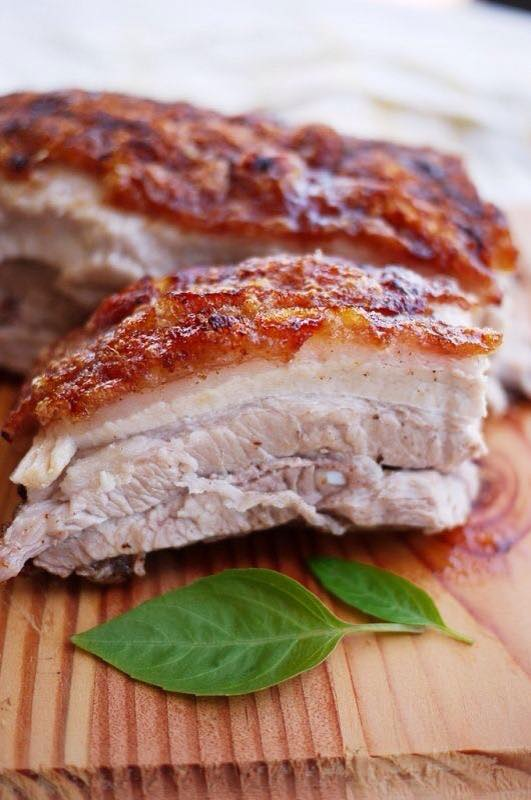 Excepcional Barriga de porco crocante | Chef Sandro Martins JA67